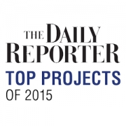 2015 Top Projects The Daily Reporter