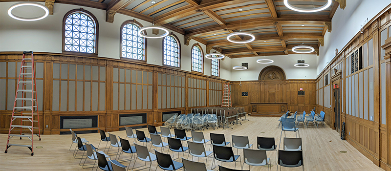 Interior Wood Work Restoration